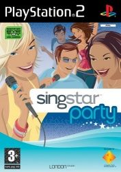 Singstar Party PS2