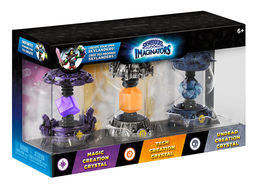 Skylanders Imaginators Crystal (Dark/Magic/Undead)