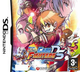 SNK vs. Capcom: Card Fighters Nintendo DS