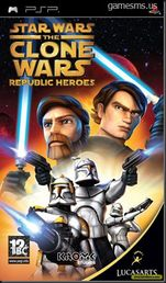 Star Wars Clone Wars: Republic Heroes PSP