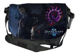 Starcraft Zerg Messenger Bag