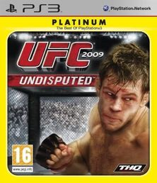 UFC 2009 Undisputed Platinum PS3
