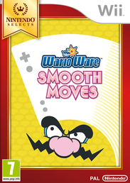Wario Ware: Smooth Moves Selects Wii