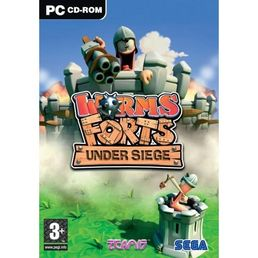 Worms Forts: Under Siege PC