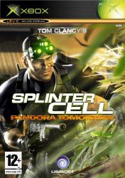 Splinter Cell: Pandora Tomorrow XBOX