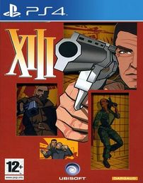 XIII Remastered Limited Edition PS4