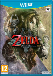 The Legend of Zelda: Twilight Princess Wii U